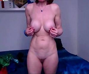Granny stripping for you - 6 min