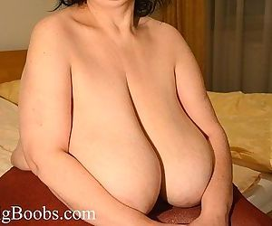 Anika from omgbigboobs - 30 sec HD