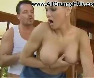 Mature mom son sex - 3 min