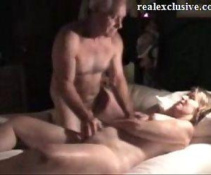 Oral Pleasure 50 Plus Couple - 6 min