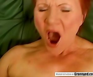 50 plus mature is a true fuckdoll 6 min