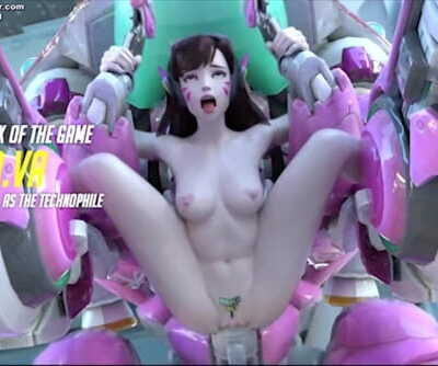 D.VA-Fuck of the game