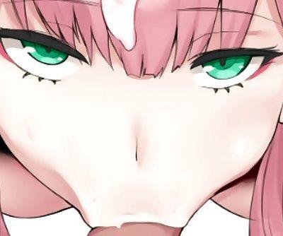 Darling! Zero 2 Roleplay JOI Darling in the Franxx Anime Girl 002 Hentai