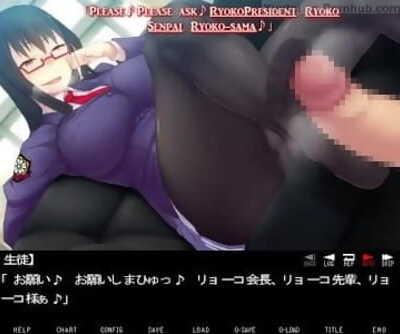 Kyonyuu Seido Kaichou Chijoku no Hakudaku Kuro Tights_Translate_Eng_Part_4