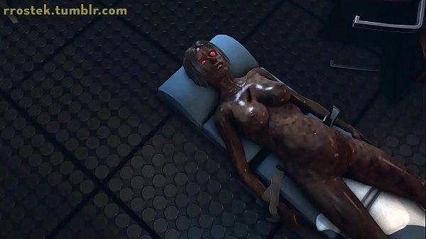 Lara Croft Experiment - 54 sec