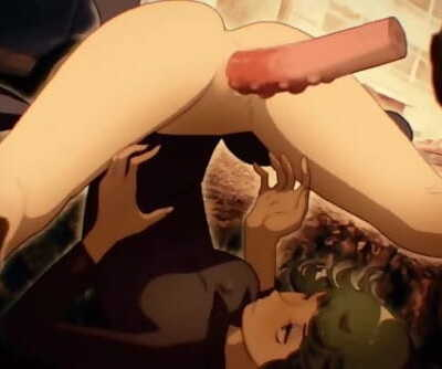 ONE PUNCH Dude Porno Tatsumaki SALTYICECREAM