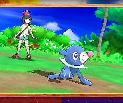 Pokemon Sun & Moon Starter Trailer