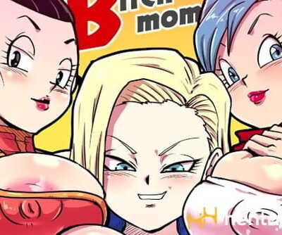 Dragon Ball MILFS