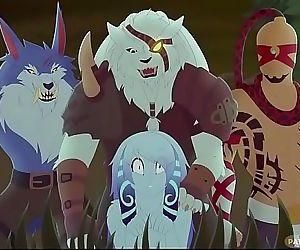 Eipril Animation 2019 HENTAI sound 2 min
