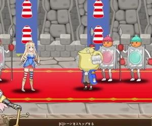 不思議の国のアイリス gameplay princess knight