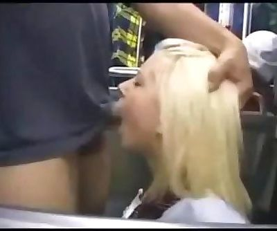 Tessa Taylor Nakadashi Chikan Special
