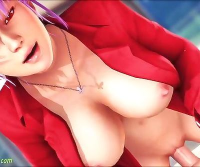 Wholesome Ayane Cowgirl Rail - Spizder