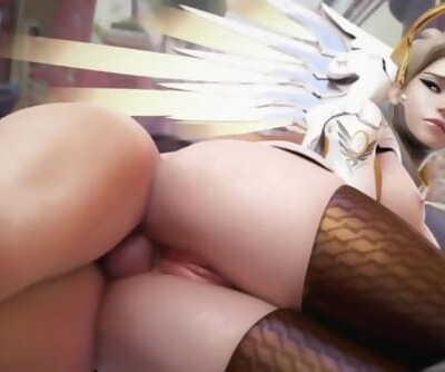 SFM/BLENDER Videogame Hentai Compilation ZETA