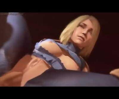 INJUSTICE 2 - Supergirl SFM porno
