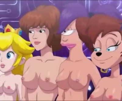 epic hentay crossover nerd