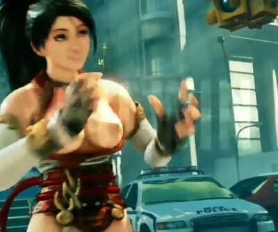 Hundred Hand Fap Street Fighter Compilation HMV