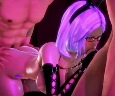 Honey Select - Succubus in act