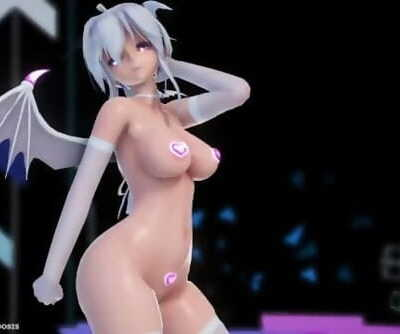 ?????HAKU Succubus - Slurp the leader R-18