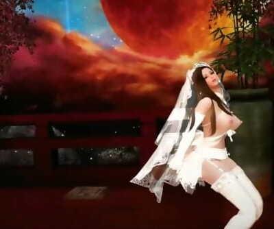 skyrim Haku Wedding Dress