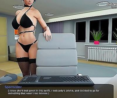 Warm milf teacher with big knockers and a handsome nuts is railing a dildo on webcam for her student l My sexiest..