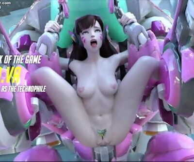 Dva - Nail of the Game