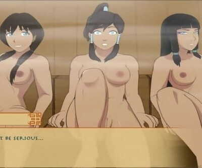 4 Elements Trainer Book 4 Slave Part 14 the Sauna