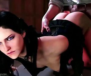 Realistic Sexy Body Hentai 3d Game