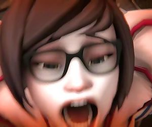 Captured Mei