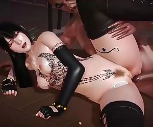 3d fuck game hard sex final fantasy