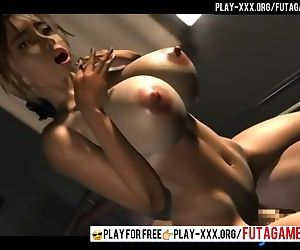 3d hentai big breasts teacher in amazing 3d futa game free..
