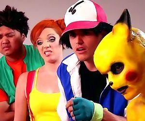 Strokemon - The Pokemon XXX parody