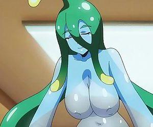Monster Musume Full Opening - 4 min