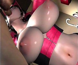 Umemaro 3D - Pizza Takeout Obscenity - 31 min