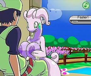 Pokemon: Goodra Gives Trainer A Titjob 6 min HD