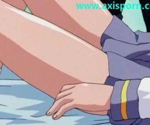 Hot Anime Teen tricked to swallow cumshot - 3 min