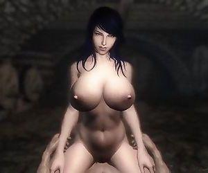Skyrim Sexlab Juvia Porn - Pornhubcom - 6 min