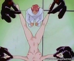 Busty Hentai Cutie Gets An Extreme Fuck Experience - 5 min