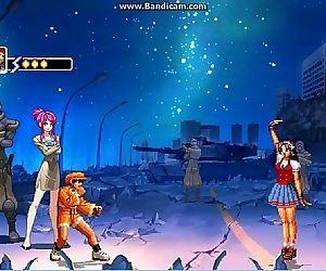 Bao vs Athena and Janne - 5 min