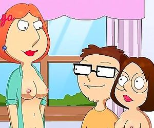 FAMILY GUY PORN 7 min HD
