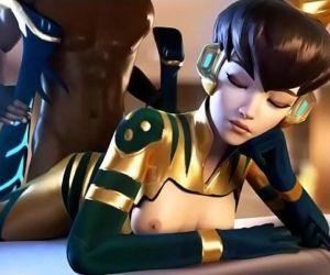 Overwatch Compilation - 3 min