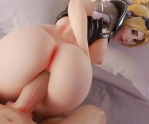 BY ARHOANGEL #2 - PORN COMPILATION - OVERWATCH
