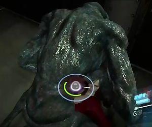 Resident Evil 6 Ada Deepthroat at Edited Sound