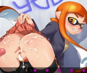 Faphero - Splatoon edition