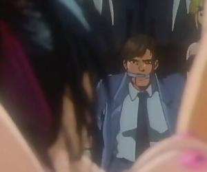Hentai Cuckold Man Fucks Virgin Girl in Front of her..