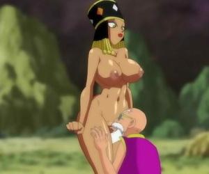 Super Slut Z Tournament - Dragon Ball - Helles Sex Scene..