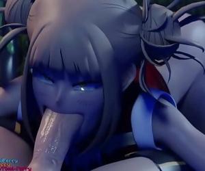 Toga dominates momo and screws her 3 min 720p