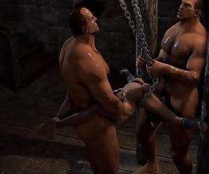 Fat Animation Compilation Mortal Kombat edition 3D..