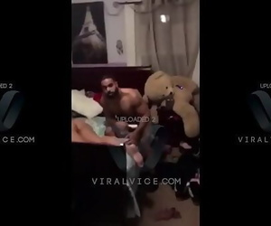 Husband catches wifey cheating gets into struggle 76 sec..