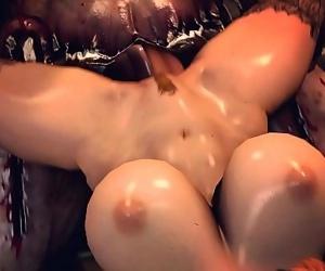 Tina nailed by fat monster tender 18 min 720p