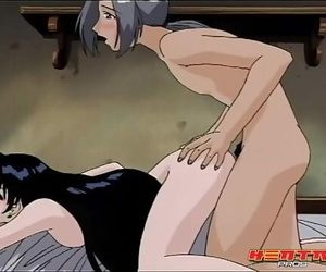 Hentai Professionls - Naked Eyes - Anime Teen Sucks..